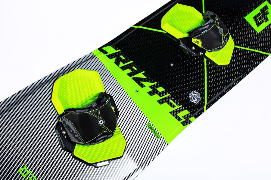 Twintip Crazy Fly Slicer Lightwind 2020
